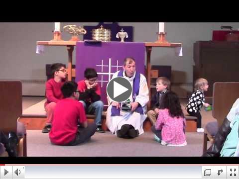 Children's Sermon: Sandals