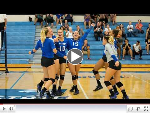 DSC Women's Volleyball Home Game 8/30 at 6 p.m.