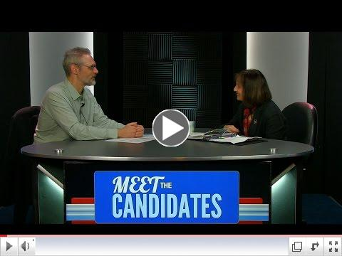 Chris interviews candidate for State Rep. Windham-2-2 (P-D) Mollie Burke