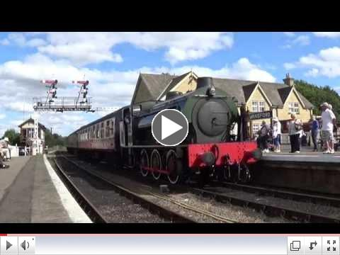 Nene Valley Railway Southern Steam Gala Sunday 11th September 2016, Joe Light Railway.