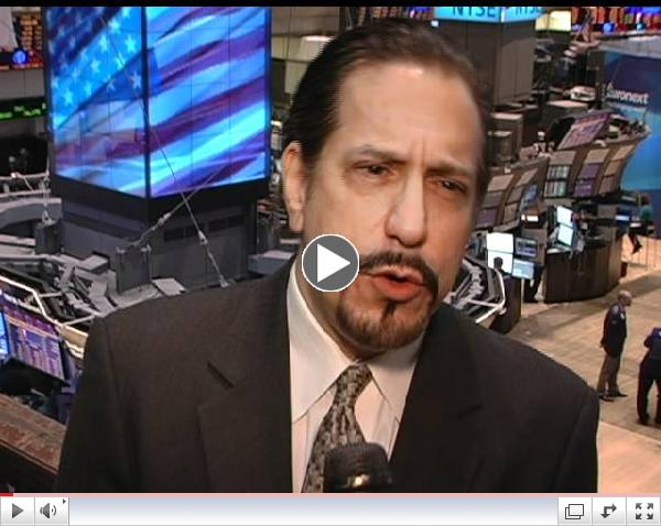 Interview at The New York Stock Exchange