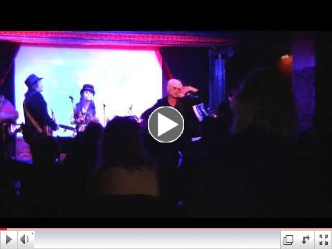 RIR All Star Band with Guest Michael Des Barres