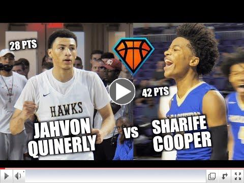 2017 City of Palms Classic | Jahvon Quinerly and Sharif Cooper Battle it out