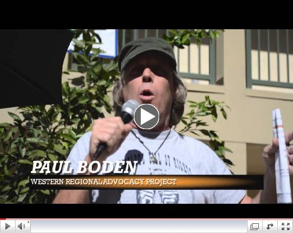 Launching Los Angeles  the Homeless Bill of Rights Campaign to End Criminalization