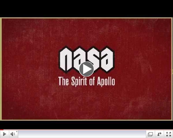 N.A.S.A. The Spirit of Apollo - 99% Teaser