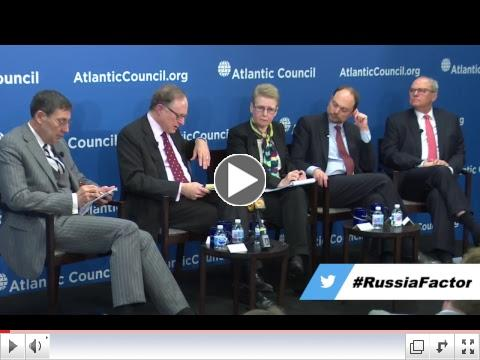 Looking Ahead at the Next Presidential Term in Russia, Atlantic Council, March 19, 2018