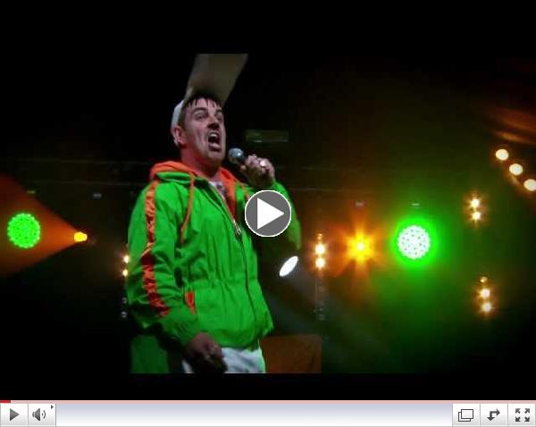 Damo & Ivor 'Maniac 2012' (Official Video)