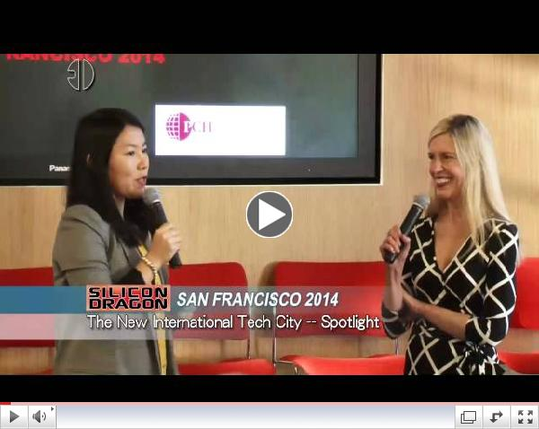 Silicon Dragon SF 2014: Spotlight - Victoria Wu, Tencent