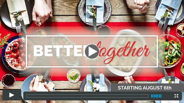Better Together Teaching Series