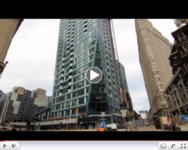 Alexjwilson.com presents the L Tower development - Toronto Condos