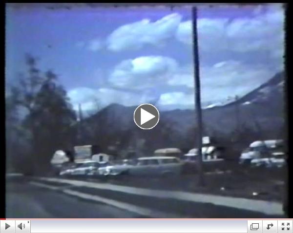 Cruising State Street in 1966