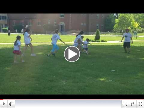 Summer Camp, Day 2 June 20, 2017 Soccer