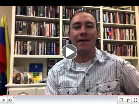Kevin Miles -- How JFYM Changed My Ministry