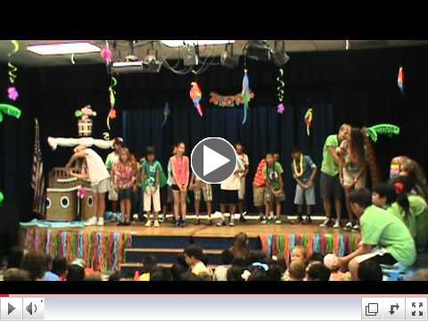 Fairmont Summer Camp Edgewood Talent Show Group 5