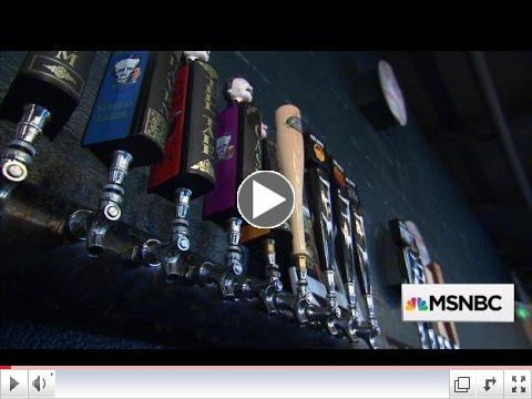 VIDEO: MSNBC OPEN Forum, Handling It: Tapping Into a Demand, featuring Mark Supik, Baltimore, Maryland.