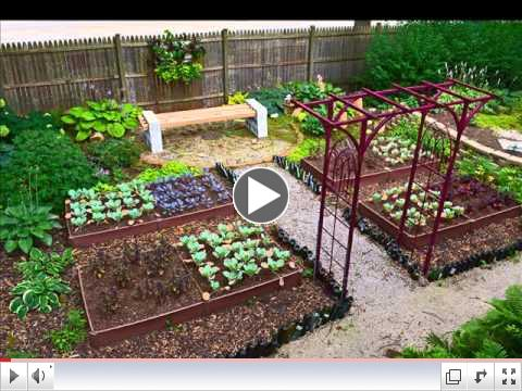 Small Vegetable Garden Ideas - Vegetable Garden Design Ideas
