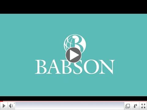 Happy Holidays from Babson