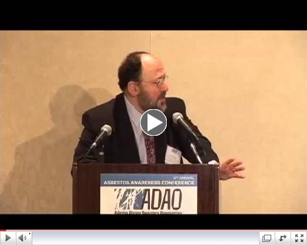2013 ADAO AAC Dr. A. Frank: