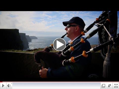 The Seattle Police Pipes & Drums 2014 Tour of Ireland
