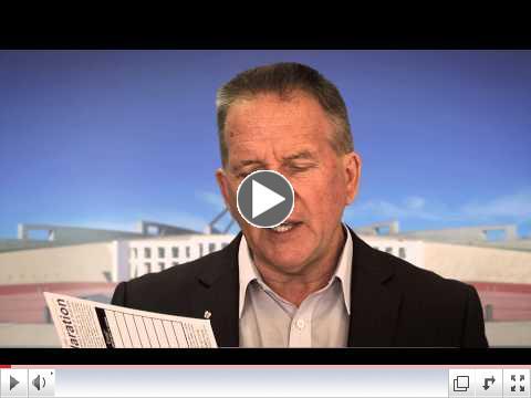 Canberra Declaration - Sophie Scholl Appeal