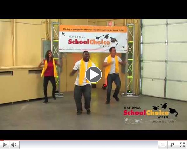 NSCW 2015 Official Dance