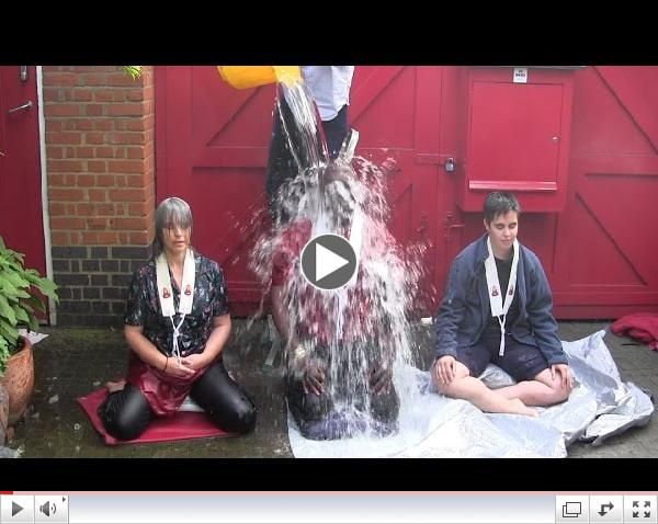 Urban Retreat - Ice Bucket Meditation