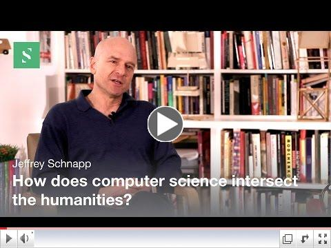 How Does Computer Science Intersect the Humanities