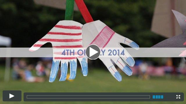 Cal Anderson Park Alliance 4th of July 2014