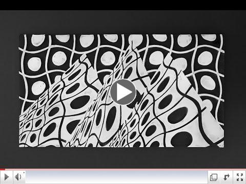 Ceramic Tiles - Making Rectangular Relief Tiles