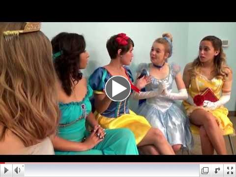 Disney Princess Support Group!