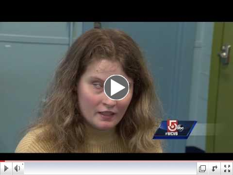 VIDEO: WCVB Channel 5 Program helping people with vision loss learn to use technology