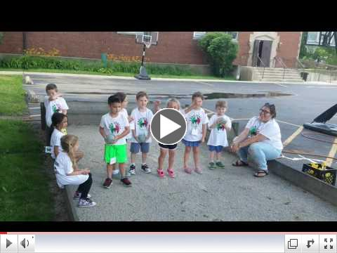 Casa Italia - Italian Language & Culture Summer Camp, Day 1, June 19, 2017 - Bocce Practice 1