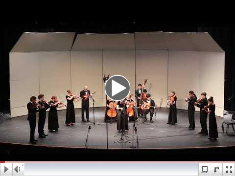 Fall Orchestra Concert: Fiddle Ensemble