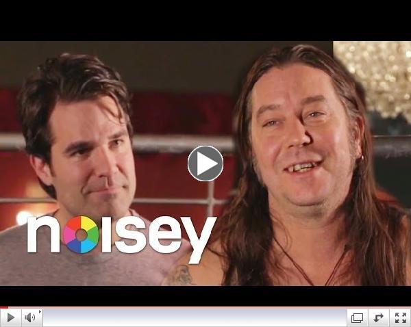 Rob Delaney X Matt Pike for Noisey's