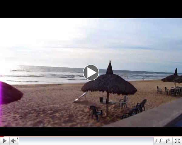 Playa Cerritos (time lapse)