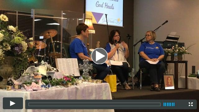 Abortion Hurts. God Heals! Panel Event