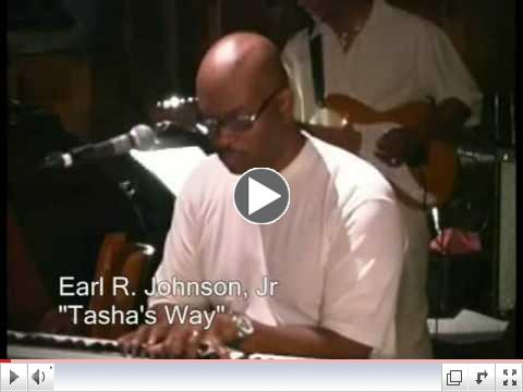 Pianist Earl R. Johnson, Jr. PROMO VIDEO