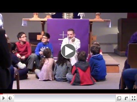Children's Sermon - What Does God Look Like?