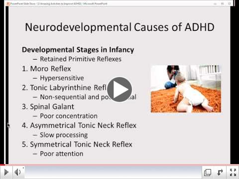 ADD/ADHD can plague you, your children, your friends and family and your students. Learn 3 activities you can do at home to improve symptoms of ADHD and help to focus the racing brain. Kathy Johnson, M Ed will teach you the exact exercises and resources! This is an excellent source of information for anyone (parent, teacher, loved one) effected by ADHD.
