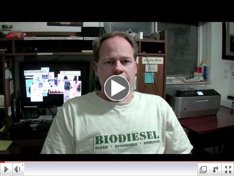 Biodiesel Update 2/1/2011