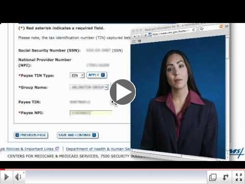 Medicare & Medicaid EHR Incentive Program Webinar