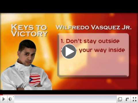 Nonito Donaire-Wilfredo Vazquez Jr Keys to Victory.