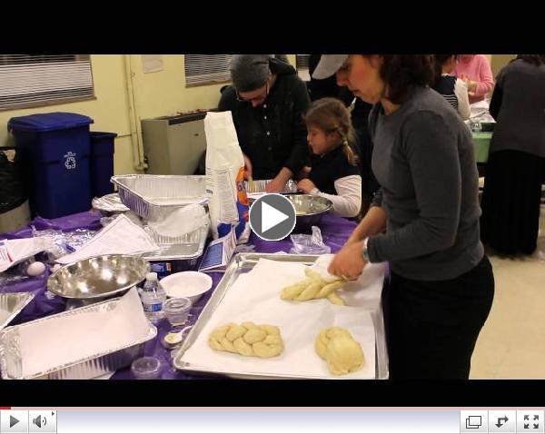 HYPE Challah Baking V
