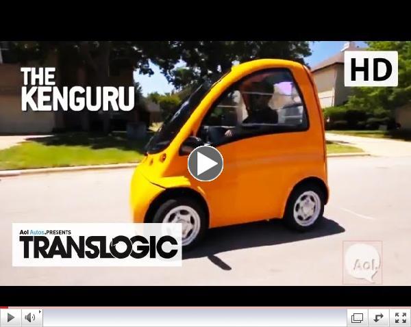 Kenguru Wheelchair-Accessible EV | Translogic