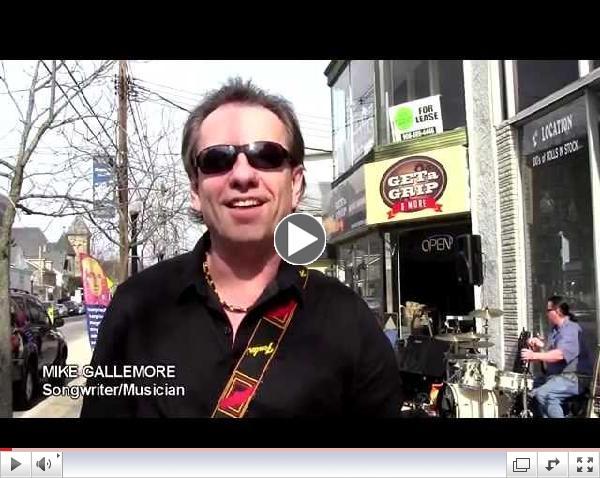 Meet Blues Man Mike Gallemore