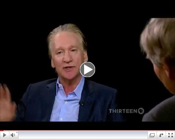 Bill Maher Battles Charlie Rose on Why Islam is More Dangerous than Other Religions