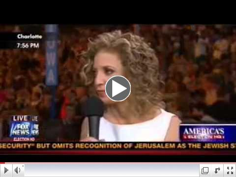 Debbie Wasserman Schultz attacks Washington Examiner report