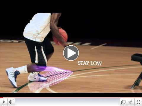 Nike Basketball Pro Training, Ty Lawson, Dribbling: Commando Drill