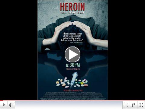 Heroin: The Hardest Hit