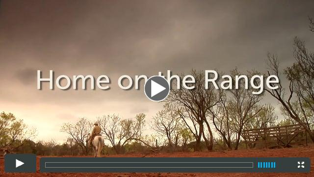 Home on the Range, Where the Prairie Meets the Plains in Central West Texas